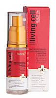 Высокоэффективная омолаживающая сыворотка для лица (35+), Living Gell, БЕЛИТА-М