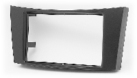 2-DIN переходная рамка MERCEDES-BENZ E-klasse (W211) 2002-2009; CLS-klasse (C219) 2004-2010, CARAV 11-451