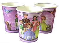 Одноразовый стакан Принцесса София