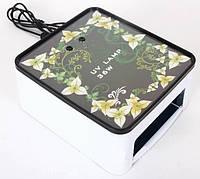 УФ лампа для ногтей с электронной схемой зажигания Simei Fei Mei SМ 301, 36 W, CVL /22