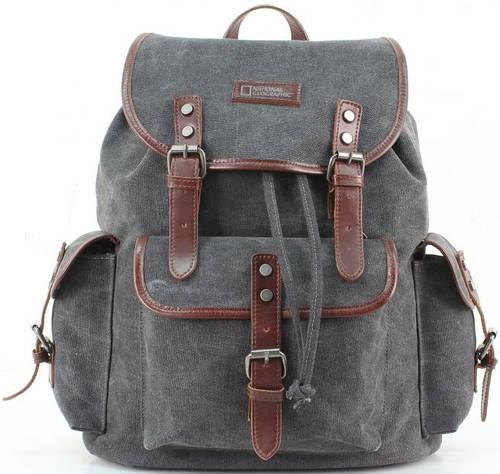 Стильный рюкзак с отделением для планшета NATIONAL GEOGRAPHIC 03601;89, серый, 20 л.