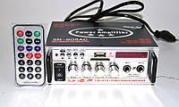 Усилитель Xplod SN-808AC - USB, SD-карта, MP3