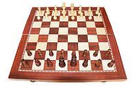 Набор Игр 3 в 1 Шахматы Шашки Нарды