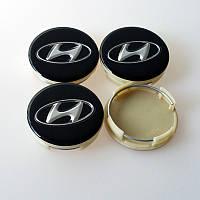 Заглушки колпачки литых дисков Hyundai