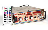 Усилитель Xplod SN-909AC - USB, SD-карта, MP3
