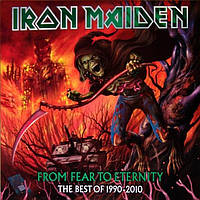 Виниловая пластинка IRON MAIDEN From fear to eternity The best of 1990–2010 (2011) Vinyl (LP Record)