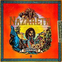 Виниловая пластинка NAZARETH Rampant (1975) Vinyl (LP Record)