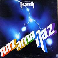 Виниловая пластинка NAZARETH Razamanaz (1973) Vinyl (LP Record)