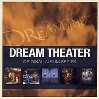 Музыкальный сд диск DREAM THEATER Original album series (2011) 5 CD (audio cd)