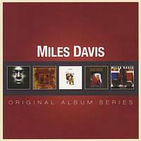 Музыкальный сд диск MILES DAVIS Original album series (2012) (audio cd)