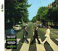 Музыкальный сд диск THE BEATLES Abbey road (1969) (audio cd)