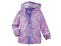 Детский плащ дождевик на девочку - Кексики