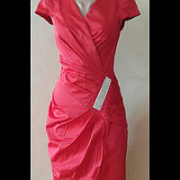 Платье женское вечернее красное