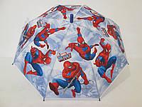 """Детский зонт Disney 5-9 лет """"Spider-Man"""" (человек паук)"""