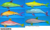 Морские животные силиконовые тянучка светонакопительные