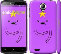 "Чехол на Lenovo S820 Adventure Time. Lumpy Space Princess ""1122c-52"""