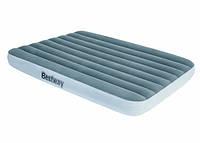 Надувной матрас Bestway Comfort Cell Tech 203х152х25 см.