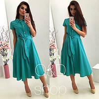 Платье рубашечного типа (арт. 309087366)