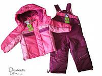 Комплект 2в1(куртка+комбинезон) демисезонный, 217