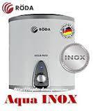 Электрический (Бойлер) водонагреватель RODA Aqua INOX 10L (бак нержавейка)