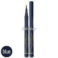 Golden Rose - Подводка-фломастер для глаз Precision Eyeliner (dark blue, синяя)