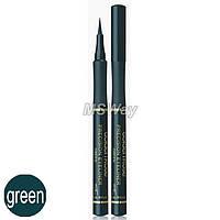 Golden Rose - Подводка-фломастер для глаз Precision Eyeliner (green, зеленая темная)