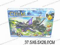 Конструктор CHIM + 2 мотоцикла в кор. 37х6х26 /48-2/(22047)(22047)