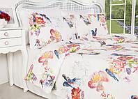 Комплект элитного постельного белья Song Bird.