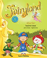 Fairyland Starter Teacher's Book (with Posters) книга для учителя с плакатами