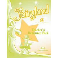 Fairyland Starter Teacher's Resource Pack книга для учителя с дополнительными фото-копировальными материалами