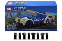 Конструктор CITY Полицейская  машина 54 дет. 81008