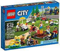 Lego City Развлечения в парке для жителей города 60134