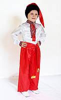 Детский карнавальный костюм Украинец №1 (Казак)