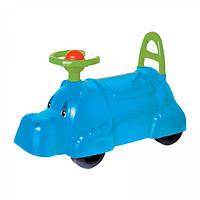 Игрушка-каталка Автомобиль Бегемот ТехноК (3664)