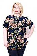 Рубашка размер плюс Тесс2 (54-58), фото 1