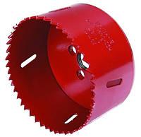 Коронка биметалл Sigma 1530801, диаметр 80мм (1530801)