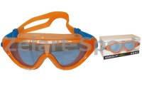 Очки (полумаска) для плавания детские SPEEDO 8012138434 Rift JR(поликарбонат, TPR, силикон)