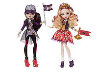 Куклы Ever After High School Spirit Apple White and Raven Queen Doll