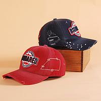 Стильные бейсболки DSQUARED2. Качественные кепки. Оригинал Италия. Купить онлайн. Доступная цена. Код: КДН241