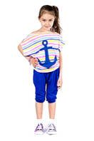 Костюм для девочки Морской
