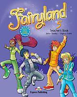 Fairyland 5 Teacher's Book with Posters (книга для учителя с плакатами)