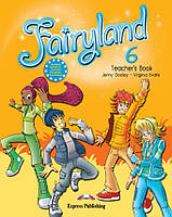 Fairyland 6 Teacher's Book with Posters (книга для учителя с плакатами)