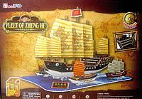 """""""FLEET ZHENG HE"""" (Флот Женг Хе) 210  дет. (CubicFun)"""