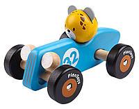 Plan Toys Деревянная игрушка Гепард-гонщик