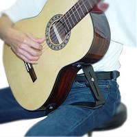 Подставка для гитары на ногу