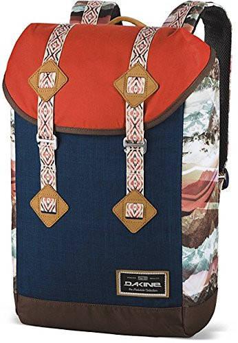 Практичный городской рюкзак для студентов, разноцветный Dakine TREK 26L alpenglow 610934970241