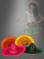 Мексиканская шляпа