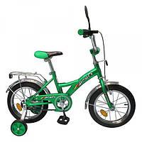 """Велосипед детский 16"""" PROFI P 1632 зеленый"""
