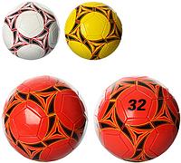 Мяч футбольный EV 3215 (3 цвета)