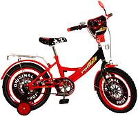 Велосипед детский PROF1 мульт  PO1842 (18д.)